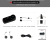 Ejeas E2 motorbike accessories motorcycle bluetooth headset-3