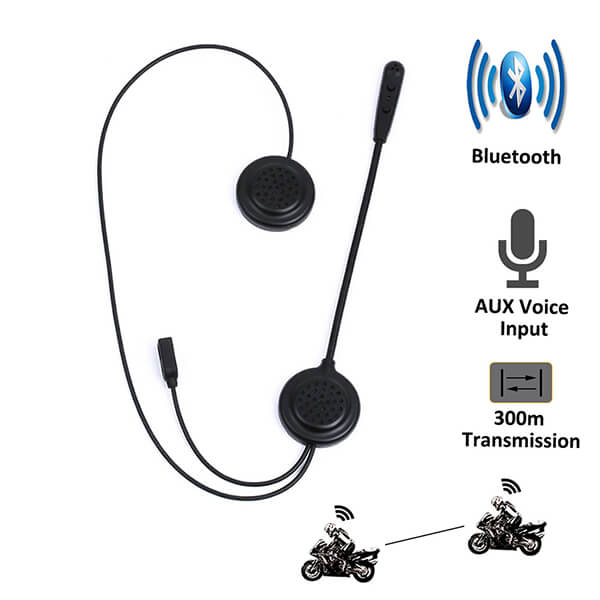 Ejeas E200 motorbike accessories motorcycle bluetooth headset-1